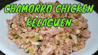 getlinkyoutube.com-Chicken Kelaguen Guam recipes