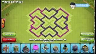 getlinkyoutube.com-[BZG] จัดบ้านเวล7  Clash of Clans
