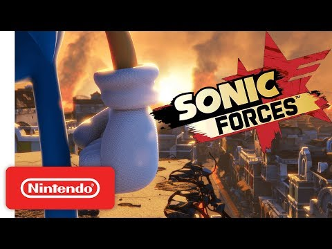 Sonic Forces (NS)  © Sega 2017   1/1