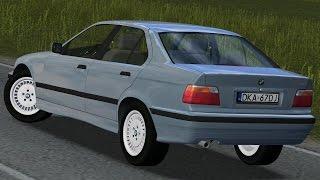 getlinkyoutube.com-BMW 325td E36 drive (Links) - Racer: free game