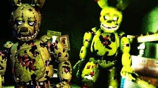 getlinkyoutube.com-3D SPRINGTRAP ATTACKS! | The Shift at Fazbear's Fright (FNAF 3 IN 3D!)