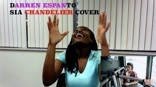 getlinkyoutube.com-Darren Espanto - Chandelier (Sia) LIVE Cover REACTION