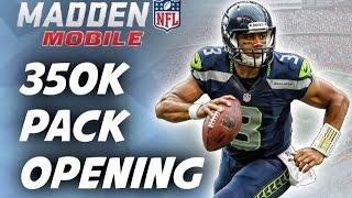 getlinkyoutube.com-Madden Mobile - 350k Pack Opening! Elite Pulls!