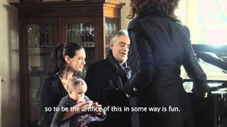 getlinkyoutube.com-Andrea Bocelli: Love In Portofino -- Exclusive Cinema Interview