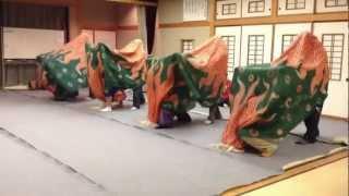 getlinkyoutube.com-春の高山祭り  徳兵衛獅子