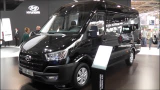 getlinkyoutube.com-Hyundai H350 Bus 2015 In detail review walkaround Interior Exterior