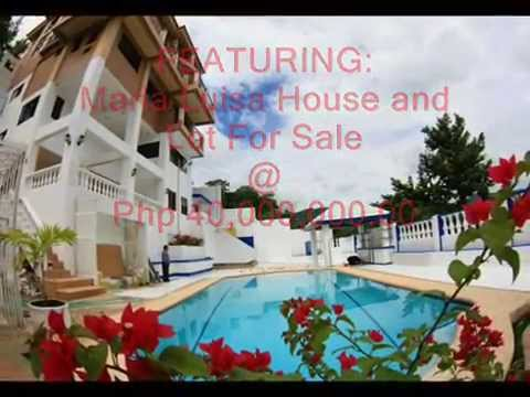 CEBU House and Lot For Sale : Php 40,000,000.00