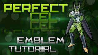 getlinkyoutube.com-Black Ops 2 Perfect Cell(Dragon Ball Z) Emblem Tutorial