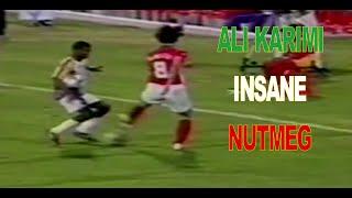 getlinkyoutube.com-Ali Karimi insane Nutmeg skills