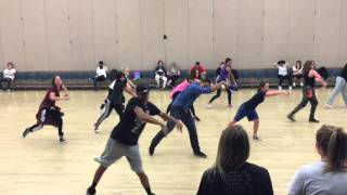 Zero - Chris Brown | Brandon Henson Choreography