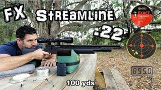 FX Streamline .22 Airgun Review (RDW)