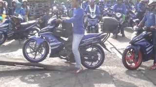 getlinkyoutube.com-YAMAHA 135LC GP Edition - Pangkor (Naik Tongkang) 86 bijik