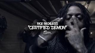 "getlinkyoutube.com-Rico Recklezz - ""Certified Demon""   Shot by @lakafilms"