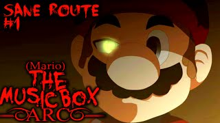 getlinkyoutube.com-MARIO THE MUSIC BOX - ARC - Part 1 - SPARING THE PRINCESS! [SANE ROUTE]