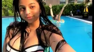 Shahrukh Khan Daughter Suhana Khan Hot In Bikini