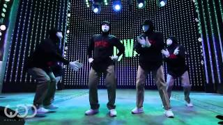 Jabbawockeez   World of Dance Live   FRONTROW   Citywalk 2014 #WODLIVE '14