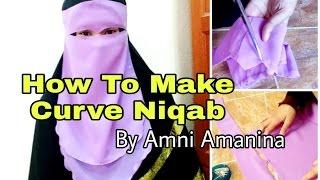 getlinkyoutube.com-How To Make a Curve Niqab