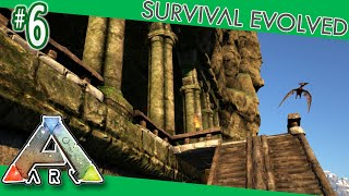 getlinkyoutube.com-ARK: Survival Evolved - Building in the Ruins! S4E6