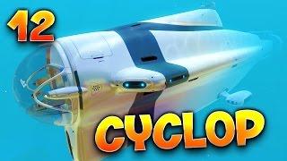 getlinkyoutube.com-SUBNAUTICA - Ep. 12 - CYCLOP ! Let's Play avec TheFantasio974