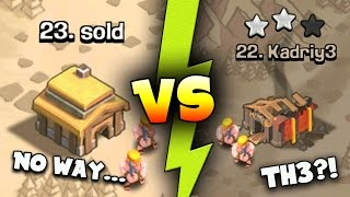 "getlinkyoutube.com-Clash of Clans: ""TH3's VS TH10's... CAN WE PULL IT OFF?"" Mismatch Of The CENTURY"