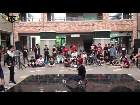 2014.05.25 TWU Vol.6 環球盃 Breaking Audition Vigina vs NGD Crew