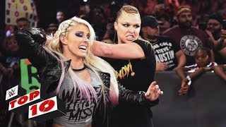 Top 10 Raw moments: WWE Top 10, July 16, 2018 width=