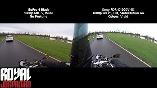 getlinkyoutube.com-GoPro 4 Black vs Sony FDR-X1000V