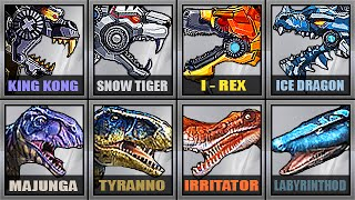 getlinkyoutube.com-Dino Robot Corps + Jurassic World™ The Game - Android Full Game Play - 1080 HD