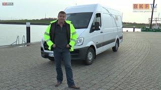 getlinkyoutube.com-Der Hyundai H 350 im Test - BKF TV Fahrzeugtest