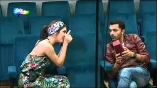 getlinkyoutube.com-حديث بين سهيله ومحمد عباس بعد مشكلة 2015