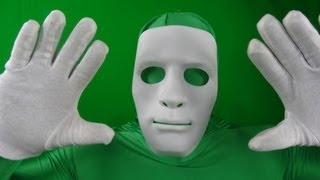 "getlinkyoutube.com-""CHROMA KEY GRÜNER ANZUG / GREEN SPECIAL EFFECTS BODY SUIT"" -Vorstellung"