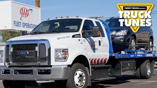 Tow Truck for Children | Kids Truck Video - Tow Truck