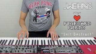 getlinkyoutube.com-Pegboard Nerds - Self Destruct (Jonah Wei-Haas Piano Cover)