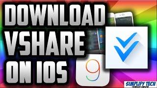 getlinkyoutube.com-Download vShare iOS 9/9.1 !  Updated Video  ( See description)