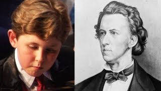 getlinkyoutube.com-9-Yr-Old Prodigy takes on Chopin
