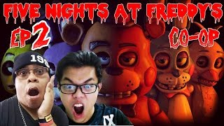 [Five Nights At Freddy's] Co-Op EP2 G-MOD Ft.  KFCgamer