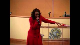 getlinkyoutube.com-Wanda Frazier Parker - Don't Panic! God's Got This One!