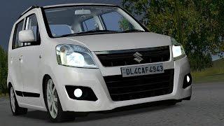 getlinkyoutube.com-Suzuki Wagon R '10 drive (Links) - Racer: free game