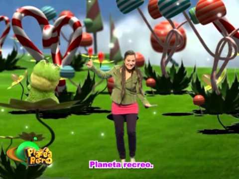 Planeta Recreo - Un mundo de sueños (video oficial)