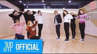 "getlinkyoutube.com-TWICE(트와이스) ""TT"" Dance Practice Video"