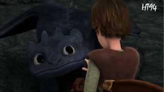 getlinkyoutube.com-Hiccup to Toothless - Last Goodbye