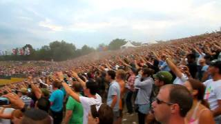 getlinkyoutube.com-Tomorrowland 2010 David Guetta MAINSTAGE compilation (Sunday July 25th)