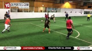 Chavita Kutz vs. Jones Final COED Jueves Chitown Futbol