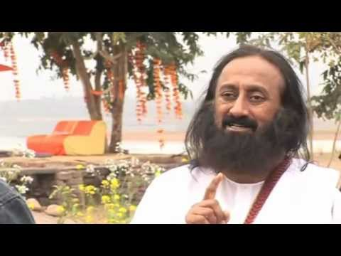 BBC Interview - Sri Sri Ravi Shankar Interviewed In Pakistan