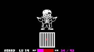getlinkyoutube.com-Undertale - Spare Sans