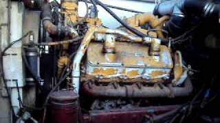 getlinkyoutube.com-1979 Kenworth extended hood w900a 3408 caterpillar