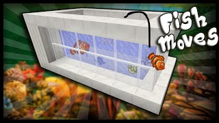 getlinkyoutube.com-Minecraft: How to make a working aquarium
