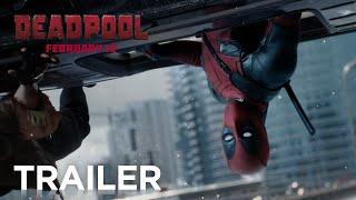 getlinkyoutube.com-Deadpool | Official Trailer 2 [HD] | 20th Century FOX