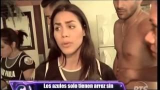 Combate RTS Ecuador - Los Azules Solo Tienen Arroz Sin Sal Para Comer