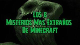 getlinkyoutube.com-Los 6 Misterios Mas Extraños De Minecraft
